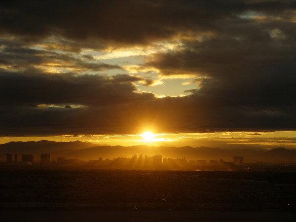 Productivity Tip: Catch The Sun Rise!