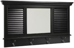Wall-Shelf-with-Hooks-Mirrors